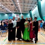 Pro-Am Dance Competition for students at ISTD