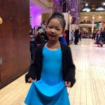 Sophie's First Time in Blackpool Dance Competition