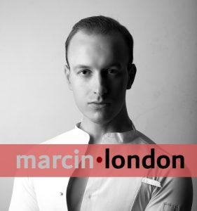 Marcin London Professional Ballroom and Latin American Dancer and Teacher