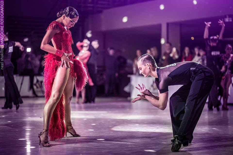 Why do dancers fail at dance competitions? Blog article by Marcin Raczynski