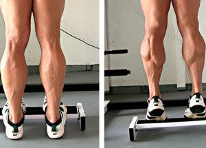 calf raises- how to get fit like a dancer blog article Marcin Raczynski