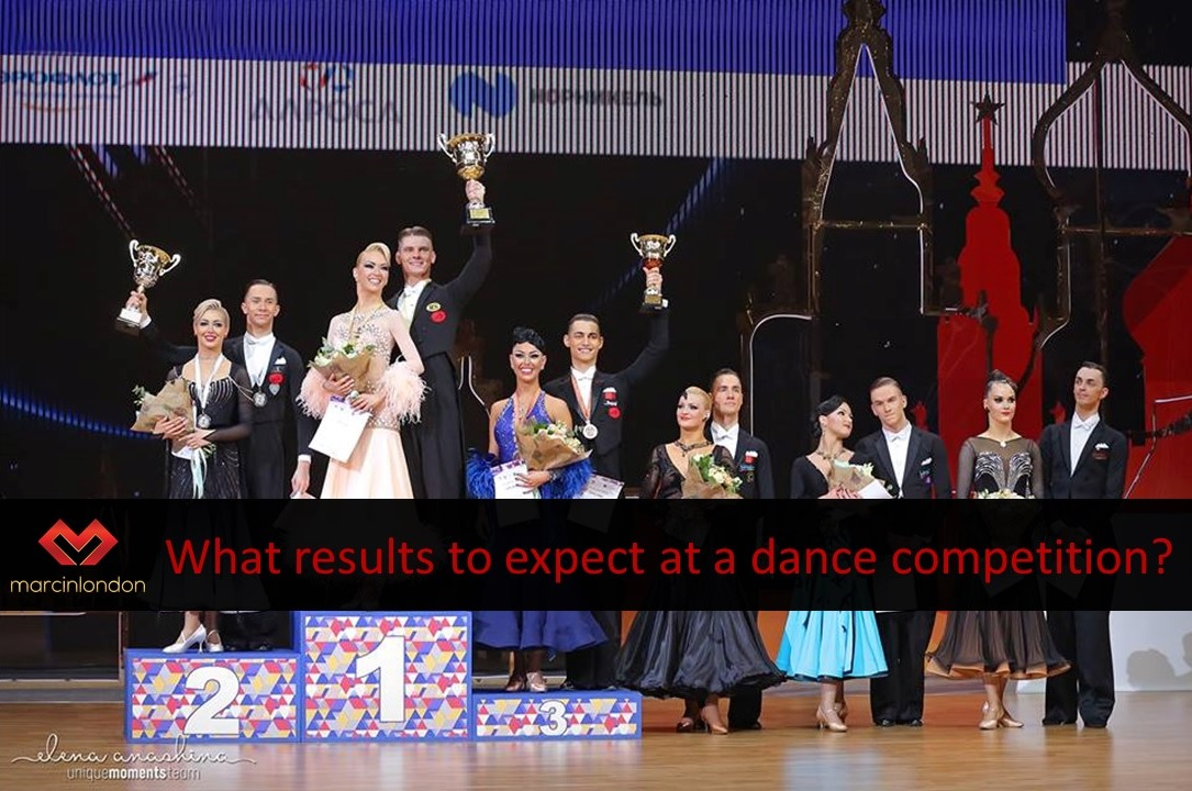 Results at a dance competition blog article by marcin raczynski