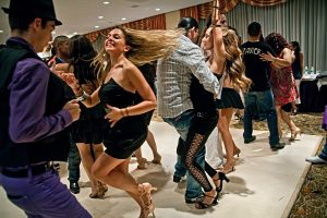 Acting like a pro at a social dance party blog article by Marcin Raczynski