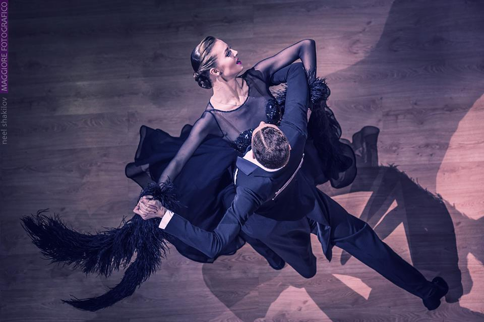 How do you know if Ballroom dancing is your life - blog article by Marcin Raczynski