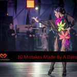 Mistakes Made By A Dancer blog article by marcinlondon