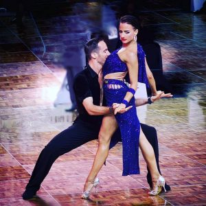 Laura Zmajkovicova Inspirational tips from top ballroom and latin dancers blog article by marcinlondon
