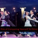 Danger of Comparing Yourself With Other Dancers blog article by marcinlondon