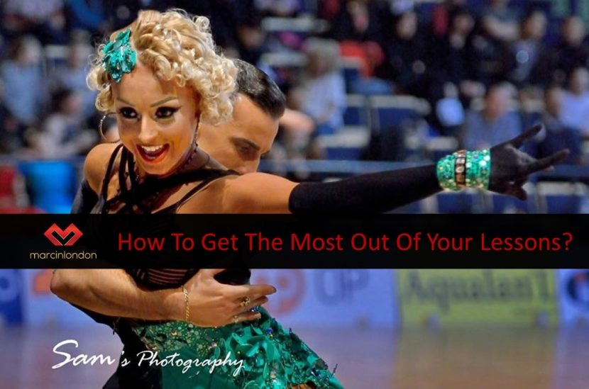 how to get the most out of ballroom latin dance lessons blog article by marcinlondon
