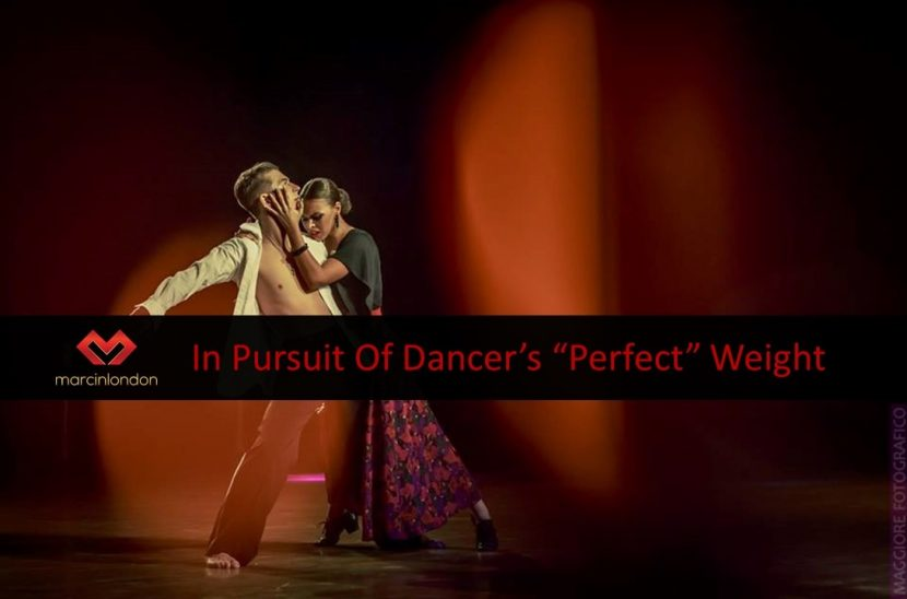 In pursuit of dancer's perfect weight blog article by marcinlondon