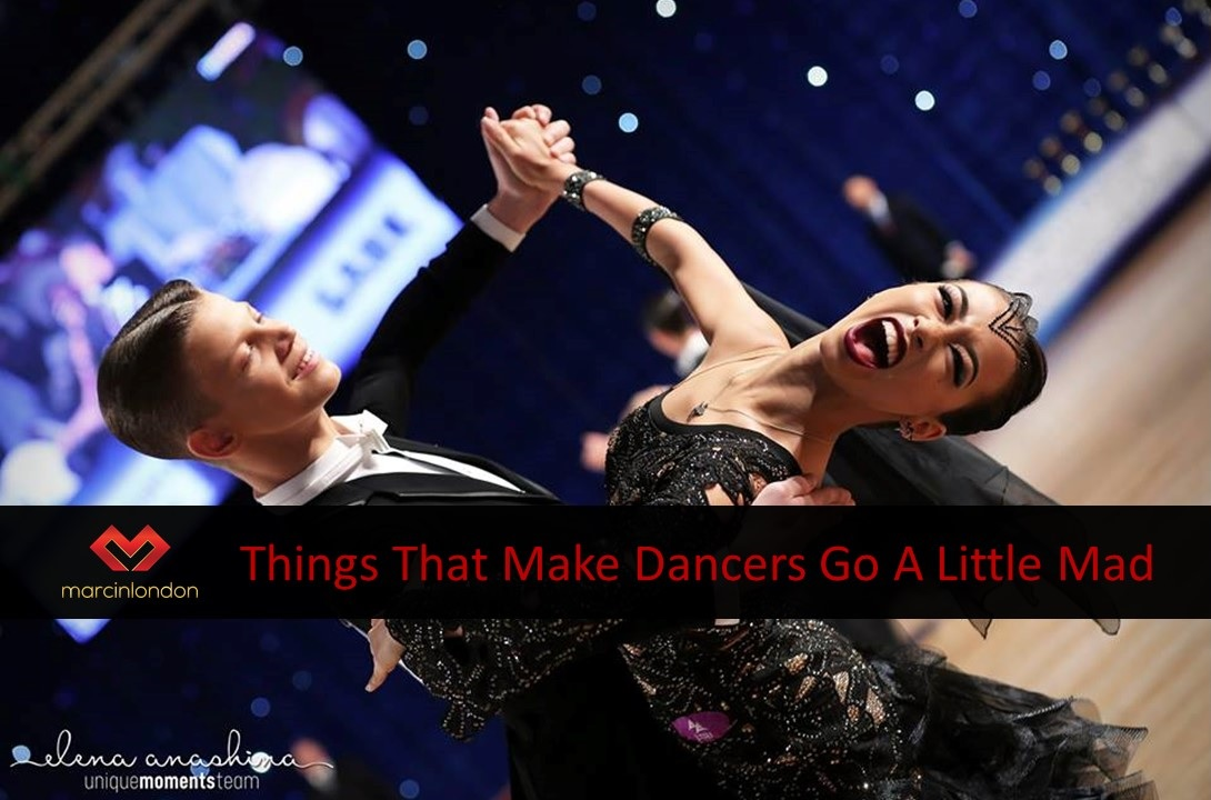 Things that make dancers go a little mad blog article by marcinlondon marcin raczynski