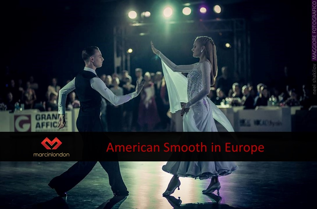 American Smooth in Europe England rules blog article by marcin raczynski