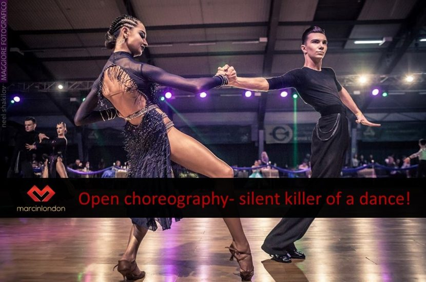 Open vs closed choreography ballroom latin smooth blog article by marcin raczynski