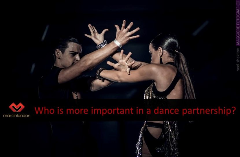 leader and follower in ballroom latin smooth dancing blog article by marcinlondon