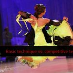 basic and competitive dance technique blog article marcin raczynski